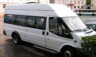 Микроавтобусы на прокат от 500 р.